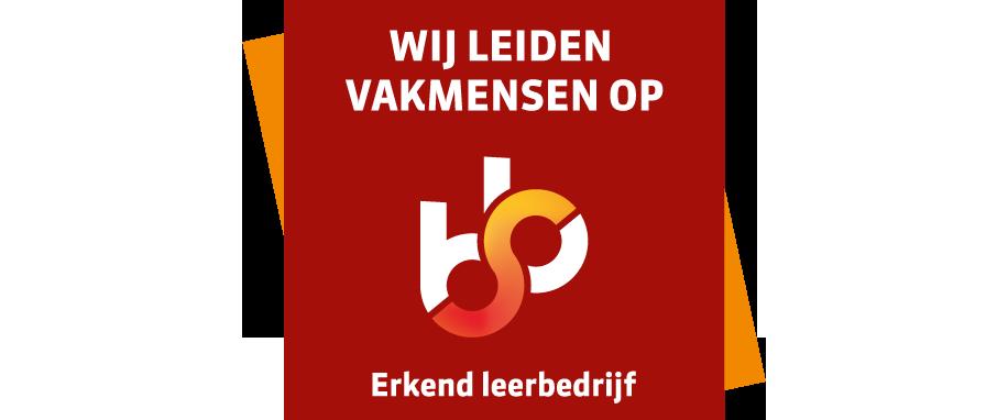 Erkend leerbedrijf logo
